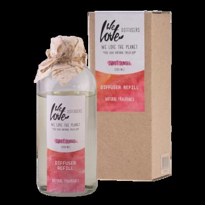 We Love The Planet - Navulling: Sweet Senses 200 ml
