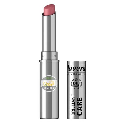 Lavera - Lipstick Brilliant Care Q10: Oriental Rose 03