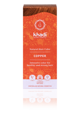 Khadi - Hair Colour: Copper