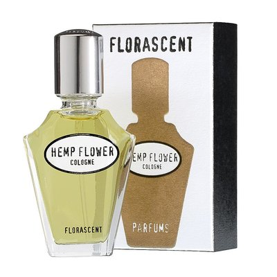 Florascent Cologne: Hemp Flower 15 ml