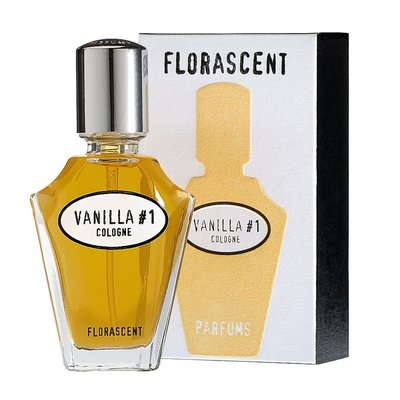 Florascent Cologne: Vanilla #1 15 ml