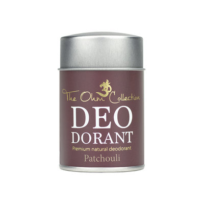 The Ohm Collection - DEOdorant Poeder Patchouli 50 gr.
