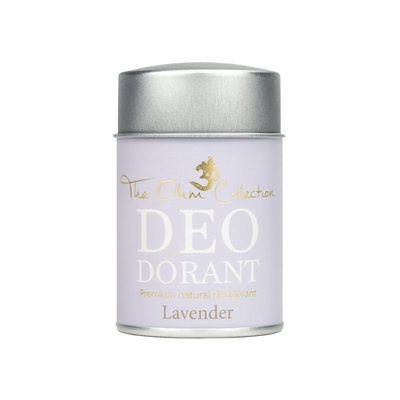 The Ohm Collection - DEOdorant Poeder Lavender 50 gr.