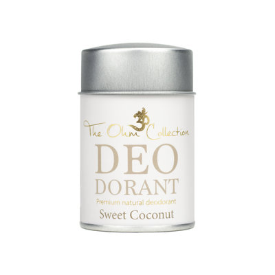 The Ohm Collection - DEOdorant Poeder Coconut 50 gr.