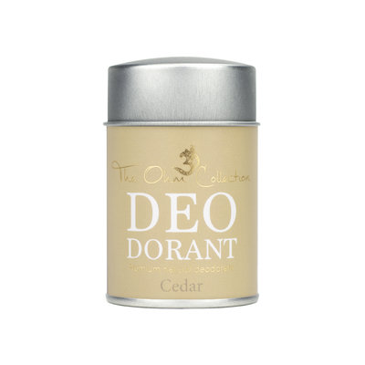 The Ohm Collection - DEOdorant Poeder Cedar 50 gr.