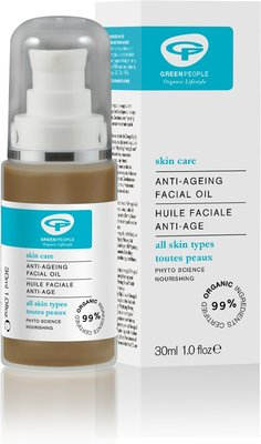 Green People - Facial Oil Anti Aging