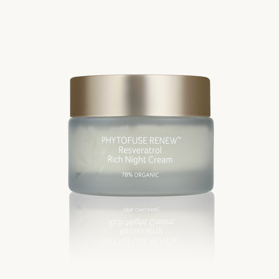 INIKA - Phytofuse Renew Resveratrol Rich Night Cream