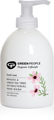 Green People - Manuka & Lemon Tea Tree Antibacterial Handwash