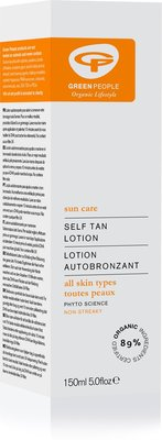 Green People - Self Tan Lotion