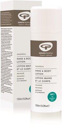 Green People - Neutrale Parfumvrije Bodylotion