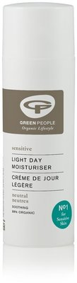 Green People - Neutrale Parfumvrije Light Day Moisturiser