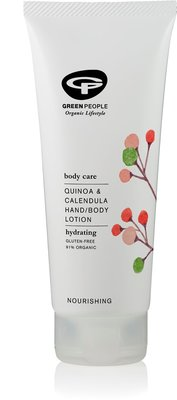 Green People - Quinoa & Calendula Hand & Body Lotion