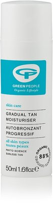 Green People - Gradual Tan Moisturiser
