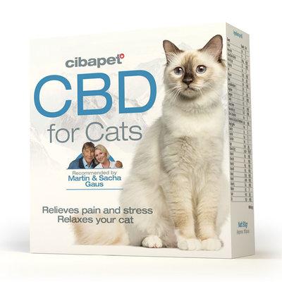 Cibapet - CBD Snoepje Kat