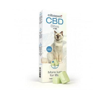 Cibapet - CBD Snack Kat Bites 1,4 mg