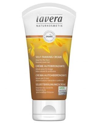 Lavera - Self Tanning Cream: Face / Zelfbruinende crème (tht: 12-2020)