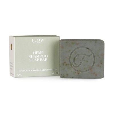 Flow Cosmetics - Shampoo Bar: Hemp Bij Problematische Hoofdhuid