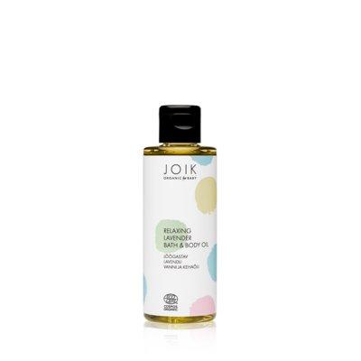 Joik - Relaxing Lavender Bath & Body Oil