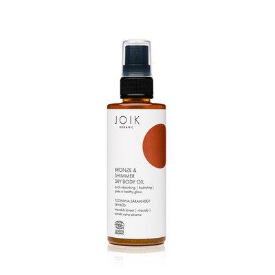 Joik - Bronze & Shimmer Dry Body Oil
