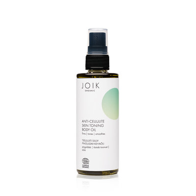 Joik - Anti-Cellulite Skin Toning Body Oil