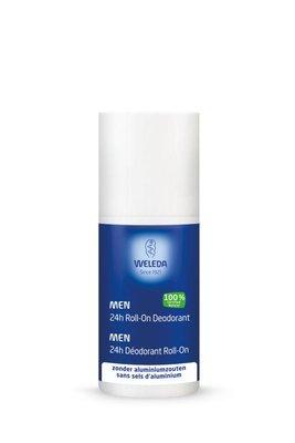Weleda - Men: 24H Roll-On Deodorant