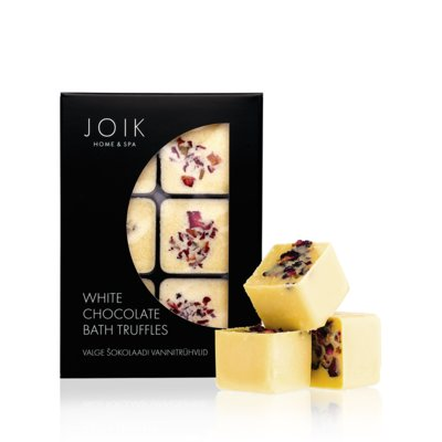 Joik - Bath Truffles: White Chocolate