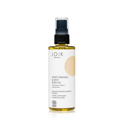 Joik - Sweet Orange & Mint Body Oil