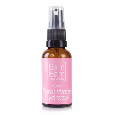 Balm Balm - Rose Flower Water Hydrosol 30 ml