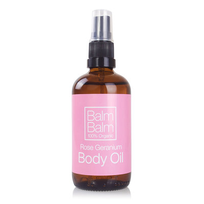 Balm Balm - Rose Geranium Body Oil