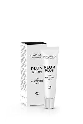 Mádara - Plum Plum Lip Balm