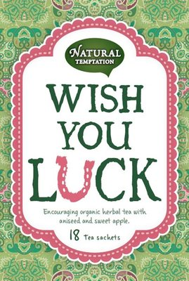 Natural Temptation - Biologische Thee: Wish You Luck
