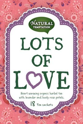 Natural Temptation - Biologische Thee: Lots Of Love