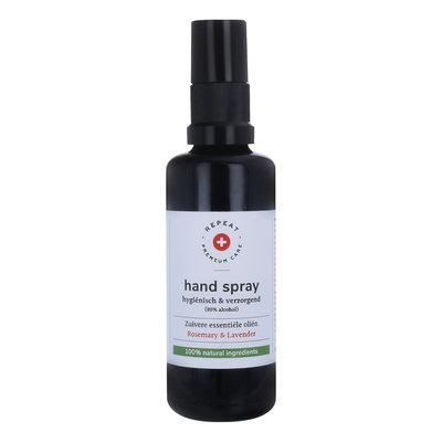 Repeat - Desinfecterende Handspray: Rosemary & Lavender 50 ml