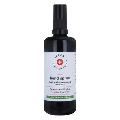 Repeat - Desinfecterende Handspray: Rosemary & Lavender 100 ml