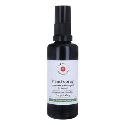 Repeat - Desinfecterende Handspray: Orange & Ylang 50 ml