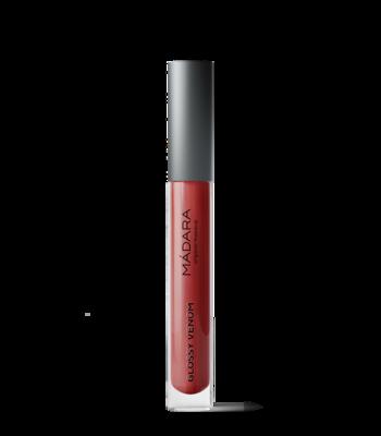Mádara - Glossy Venom Lip Gloss: Vegan Red