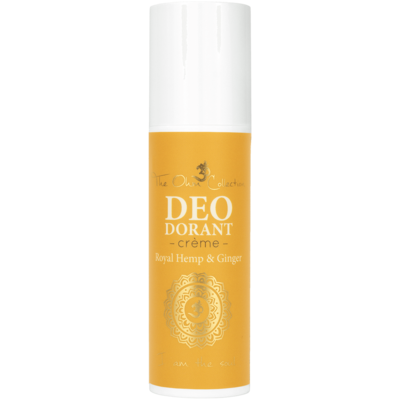 The Ohm Collection - DEOdorant Creme: Royal Hemp & Ginger