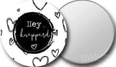 Spiegeltje - Hey Knapperd