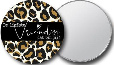 Spiegeltje - De Liefste Vriendin Dat Ben Jij