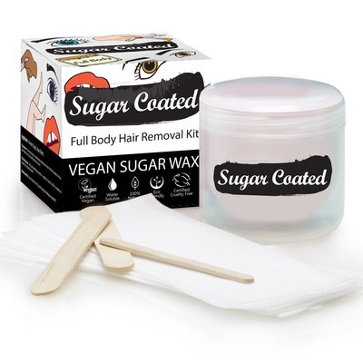 Sugar Coated - Full Body Hair Removal Kit