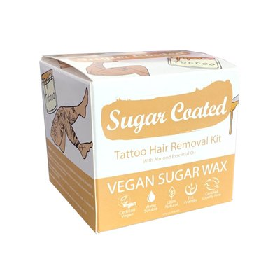 Sugar Coated - Tattoo Hair Removal Kit