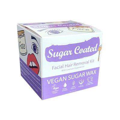 Sugar Coated - Facial Hair Removal Kit