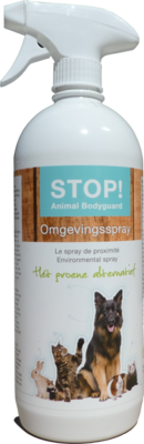 Animal Musthaves - STOP! Animal Bodyguard Omgevingsspray