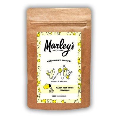 Marley's Amsterdam - Shampoovlokken: Honing & Wierook