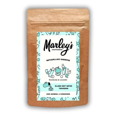 Marley's Amsterdam - Shampoovlokken: Mandarijn & Lavandin