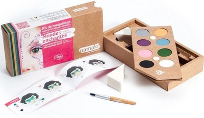 Namaki Cosmetics - Schminkset 8 Kleuren: Magical World