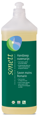 Sonett - Vloeibare Handzeep Rozemarijn Navulling