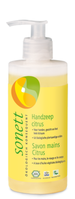 Sonett - Vloeibare Handzeep Citrus