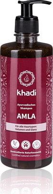 Khadi - Amla Shampoo Met Pomp 500 ml