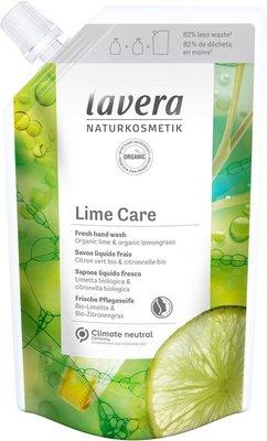Lavera - Navulling | Vloeibare Handzeep: Lime Care